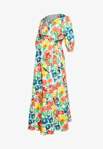 DRESS - Vestido largo - multi-coloured