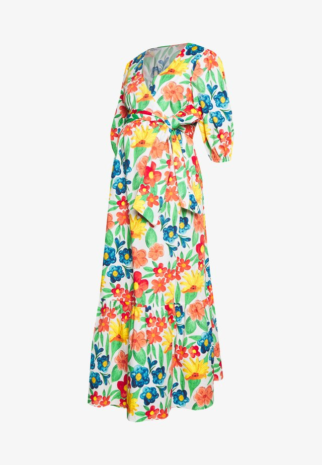 DRESS - Maxi-jurk - multi-coloured