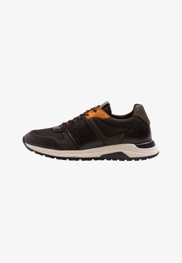STYLE JOSE RUNNING - Sneakers laag - black