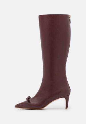 BOOT - Botas - burgundy