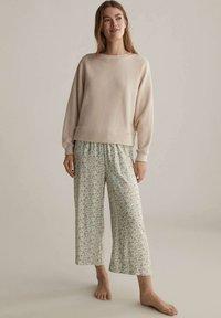OYSHO - Pyjama bottoms - turquoise - 1
