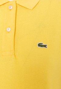Lacoste - PF7839 - Polo shirt - yellow - 2