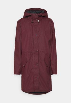 VMFRIDAYMUSIC COATED JACKET - Waterproof jacket - port royale