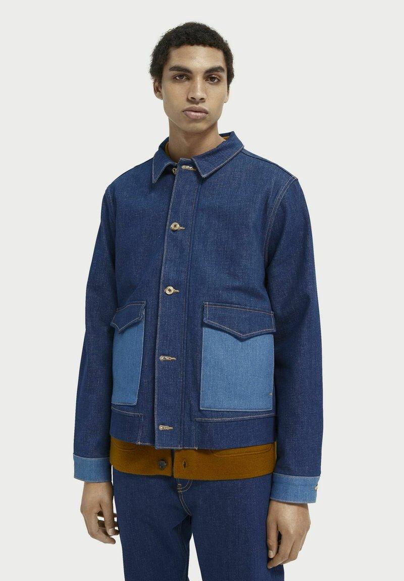 Scotch & Soda - Denim jacket - dress for adventure