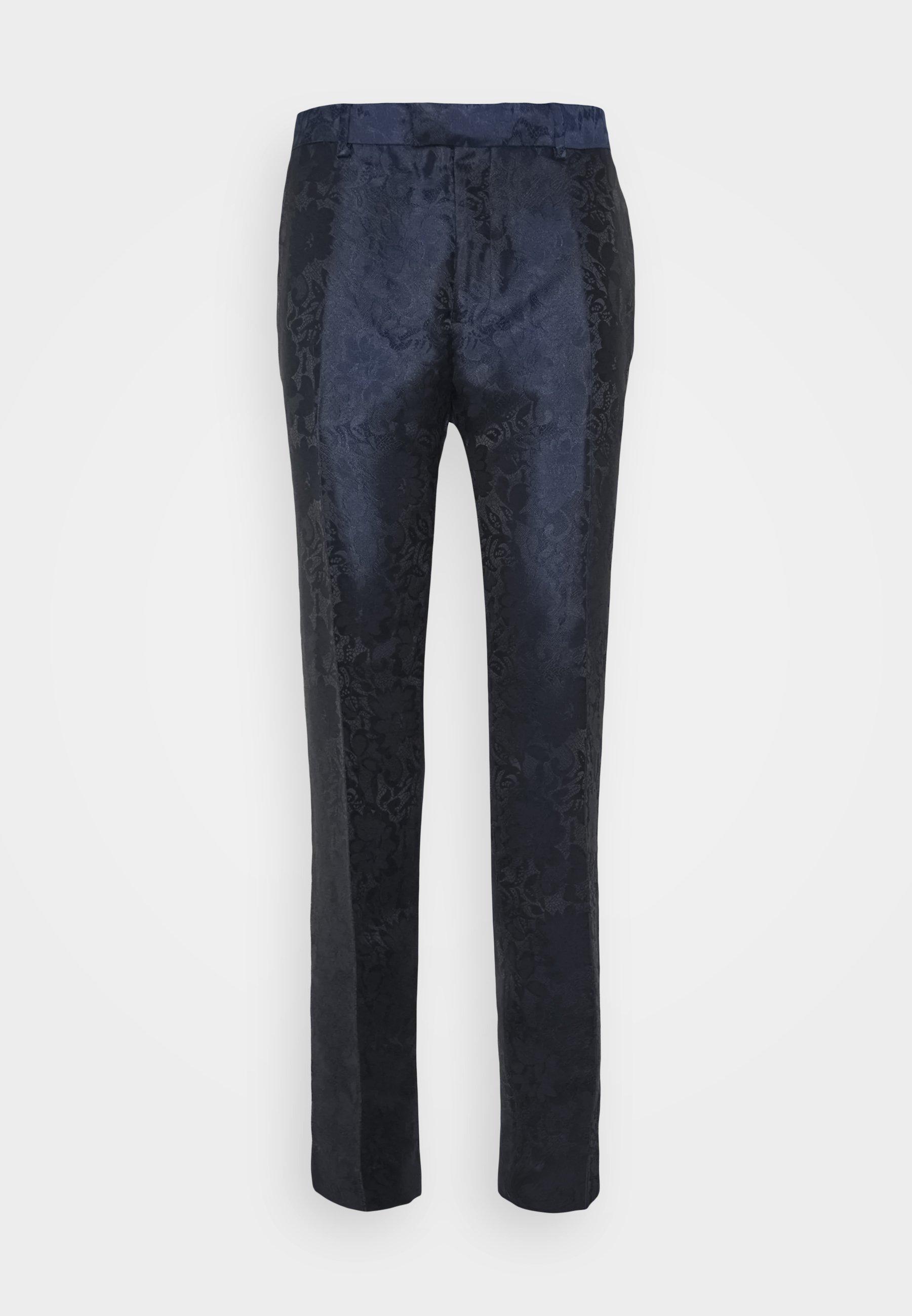 PARIS Bukse dark blue