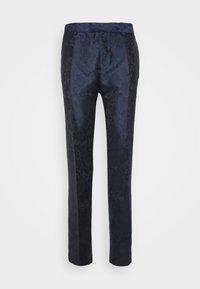 Topman - PARIS  - Kalhoty - dark blue - 4