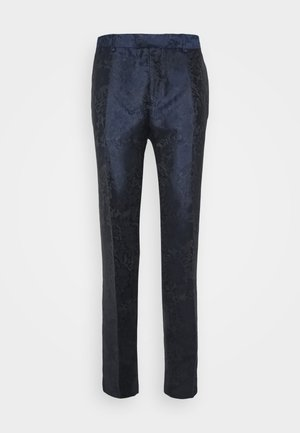 PARIS  - Trousers - dark blue