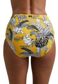 Esprit - TULUM BEACH - Bas de bikini - yellow - 5
