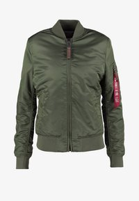 Alpha Industries - Bomber Jacket - sage green - 5