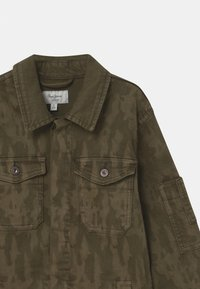 Pepe Jeans - KARSON  - Denim jacket - khaki green - 2