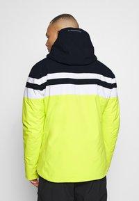 J.LINDEBERG - FRANKLIN  - Ski jacket - leaf yellow - 2