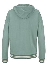 Bench - Zip-up hoodie - mint - 1
