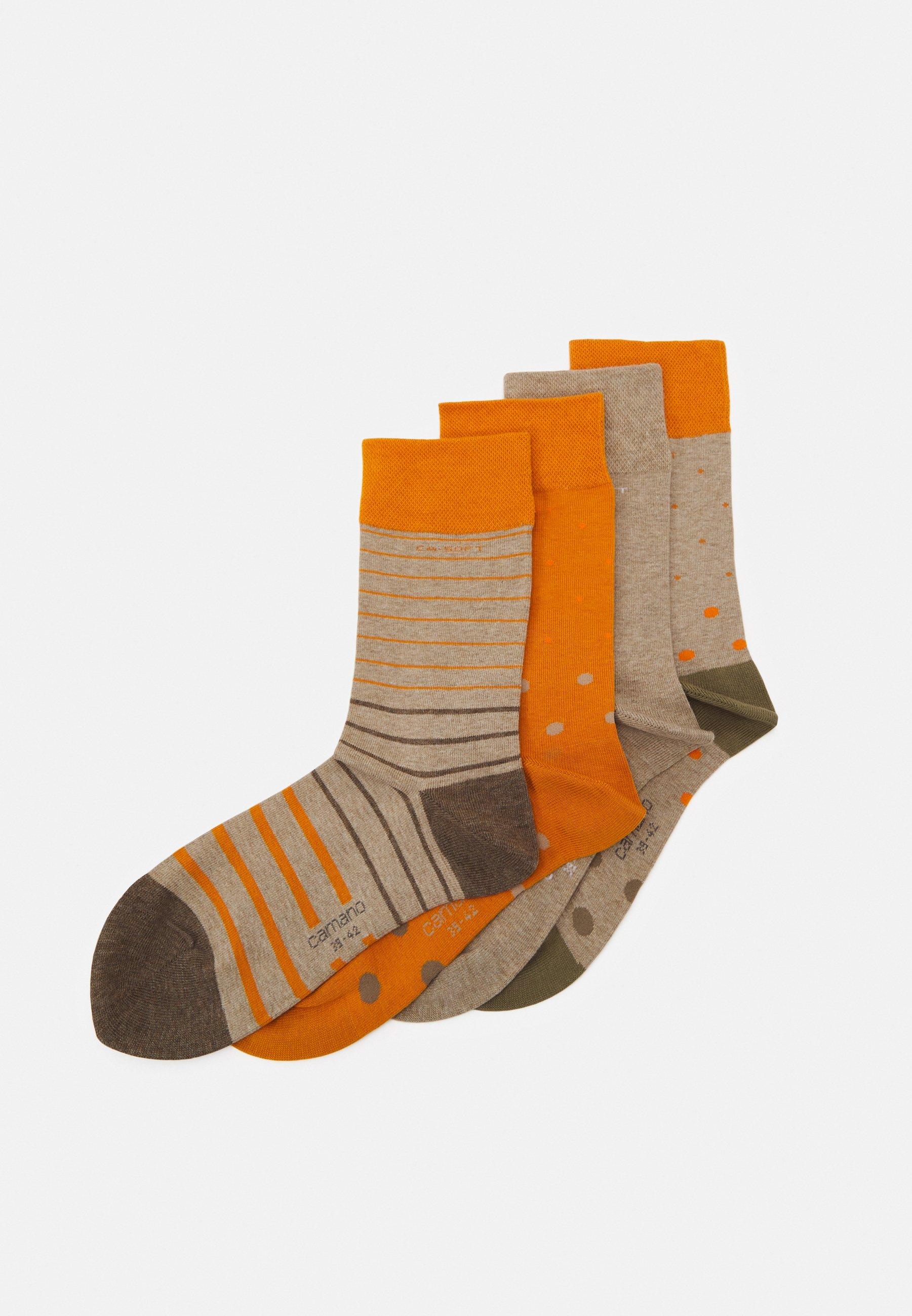 Women ONLINE SOFT SOCKS UNISEX 4 PACK - Socks