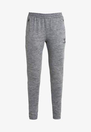 Tracksuit bottoms - dark grey melange