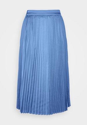 SENTA SKIRT - A-snit nederdel/ A-formede nederdele - gray blue