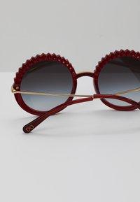 Dolce&Gabbana - Sunglasses - red - 4