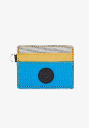CARDY - Wallet - block blue