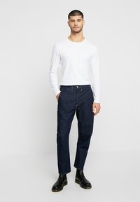 Levi's® Engineered Jeans - LEJ 570 BAGGY TAPER - Relaxed fit jeans - rinsed denim - 1