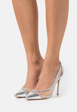 FIBETH - Classic heels - silver