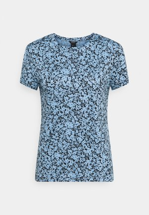TOM - Print T-shirt - light blue