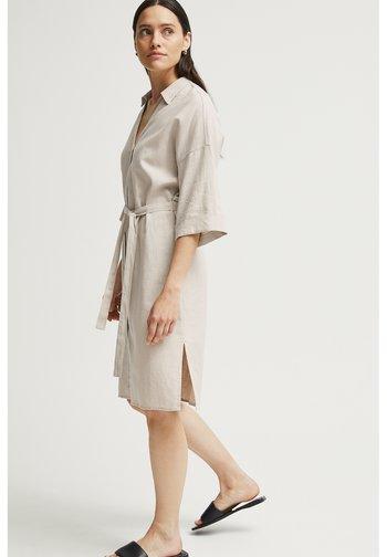 ELLE - Shirt dress - chateau grey