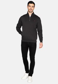 Threadbare - Sweatshirt - schwarz - 1