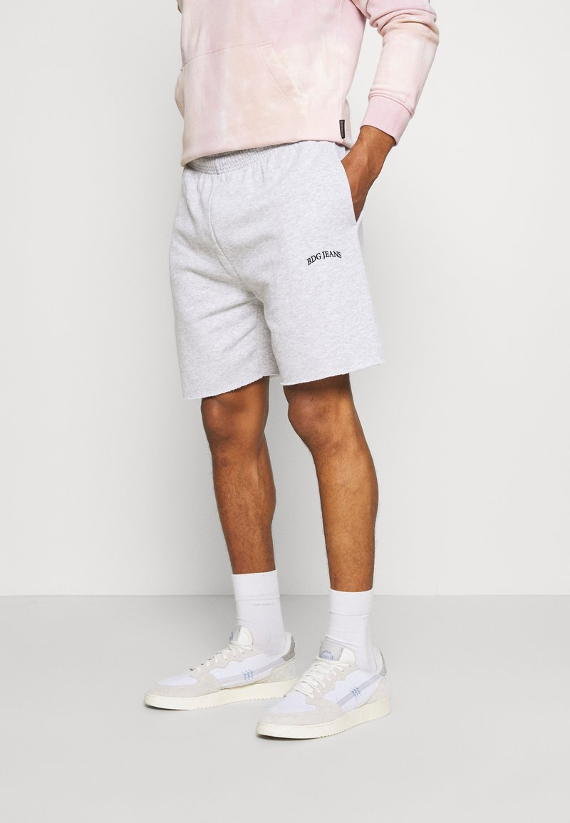BDG Urban Outfitters - JOGGER UNISEX - Shorts - grey