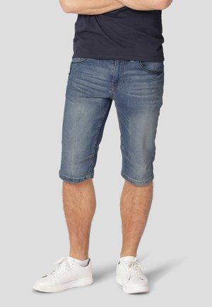 Denim shorts - sky blue used