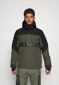 Brunotti - TRISTIN MENS JACKET - Snowboardová bunda - pine grey - 0