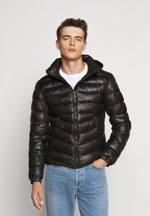 MENS - Down jacket - black