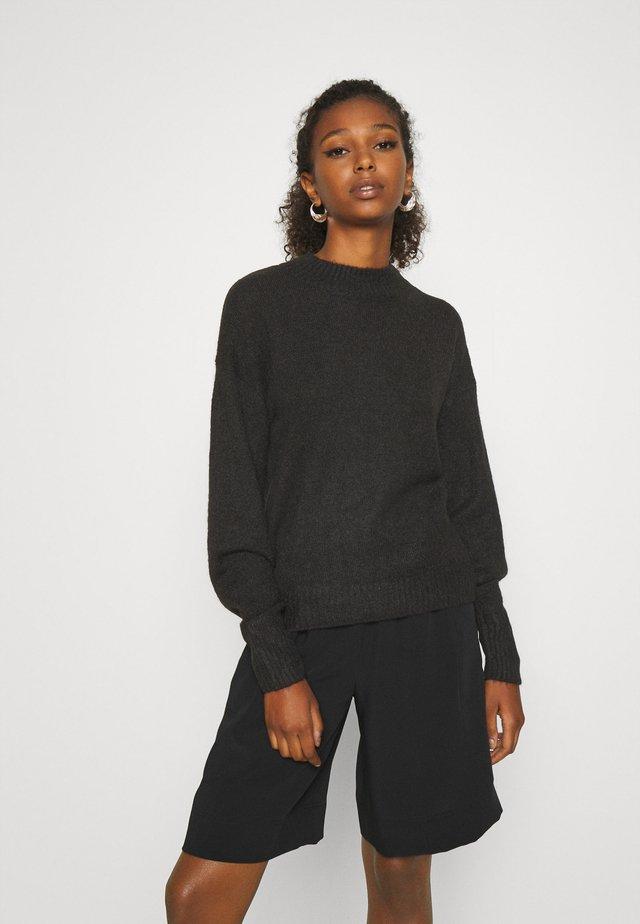 AMARA - Sweter - black