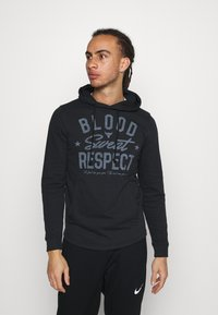 Under Armour - PROJECT ROCK TERRY - Sweatshirt - black - 0