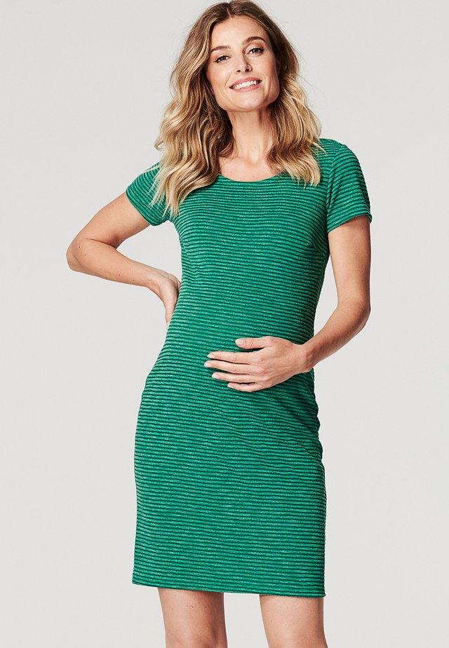 ZINNIA - Korte jurk - ultramarine green