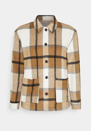 LUKE JACKET - Winter jacket - stone