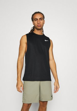 SUPERSET TANK - Linne - black