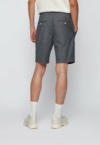 BOSS - Shorts - dark blue - 2