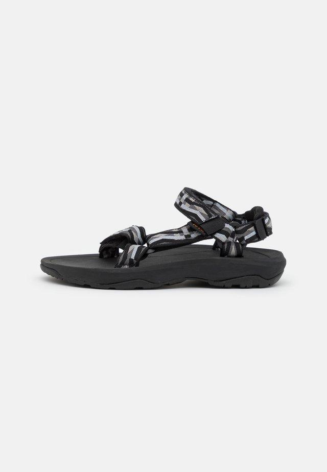 HURRICANE XLT 2 UNISEX - Sandales de randonnée - toro black