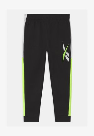 HERITAGE COMFY - Tracksuit bottoms - black