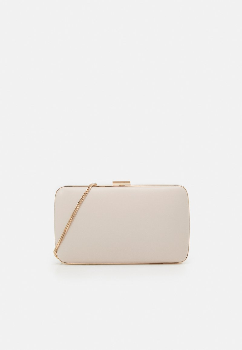 Forever New - NATALIE CLASP - Clutch - nude