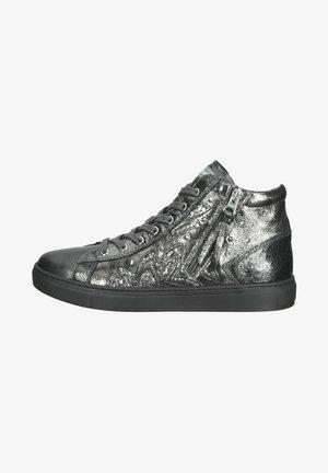 Sneakers hoog - antracite