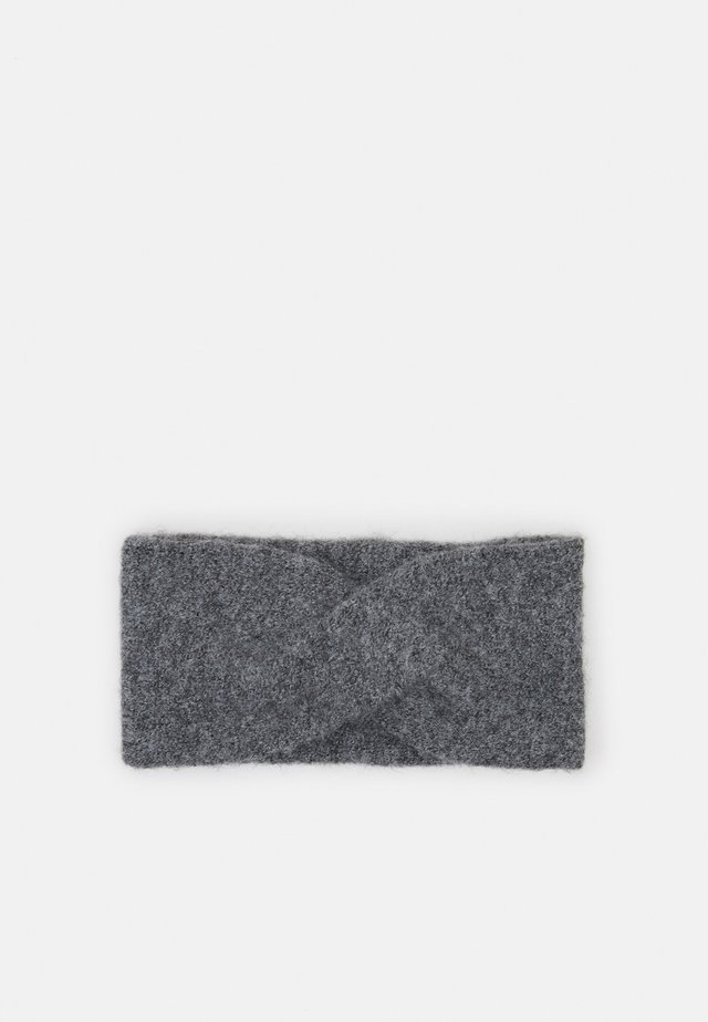 PCBERTA HEADBAND  - Nauszniki - medium grey melange