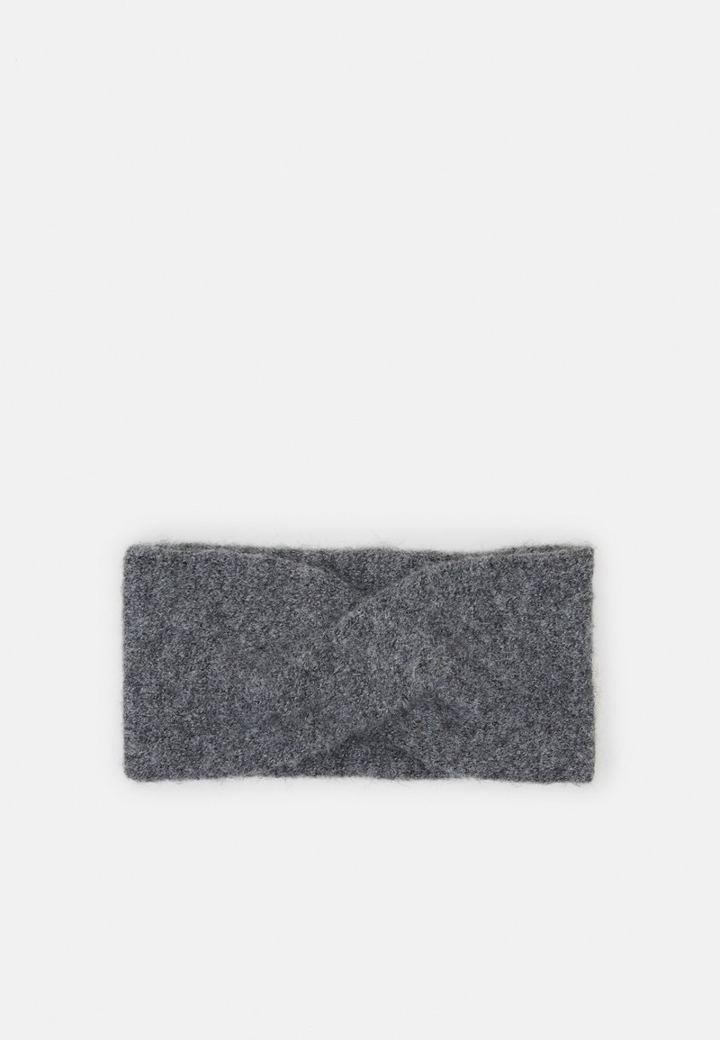 Pieces - PCBERTA HEADBAND  - Ørevarmere - medium grey melange