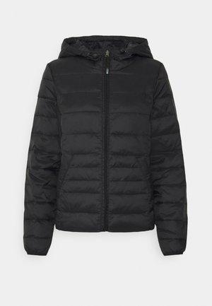 VMMIKKOLA SHORT HOODY JACKET - Winter jacket - black
