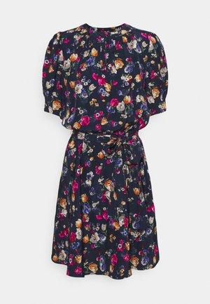 TONAL DRESS - Sukienka letnia - french navy multi