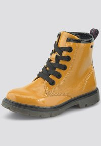 TOM TAILOR - Lace-up ankle boots - yellow - 2