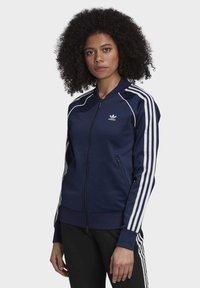 adidas Originals - PRIMEBLUE SST TRACK TOP - Training jacket - blue - 4