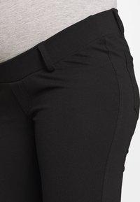 MAMALICIOUS - Spodnie materiałowe - black - 3