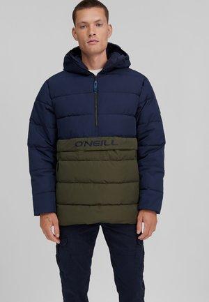 ORIGINAL ANORAK - Winter jacket - ink blue -a