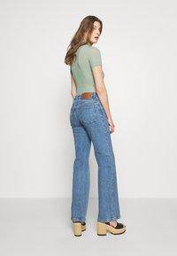 BLANCHE - WINONA - Džíny Straight Fit - vintage blue - 2
