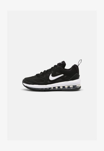 AIR MAX GENOME UNISEX - Sneakers basse - black/white/anthracite